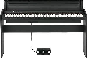 KORG 電子ピアノ LP-180-BK 88鍵 ブラック