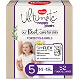 Huggies Ultimate Nappy Pants Size 5 (14-18kg) 52 Count