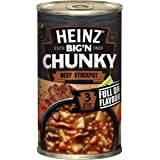 Heinz Big 'N Chunky Beef Stockpot Canned Soup, 535g