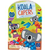 Educational Insights Koala Capers Card Game: Preschool Game-Early Math & Memory Skills, 2-4 Players, Ages 3+
