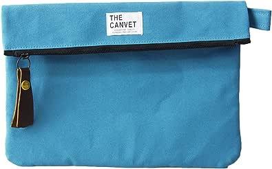 (THE CANVET)キャンベット クラッチバッグ/日本製/ノンウォッシュ/タブレットカバー tc714006