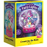 Creativity for Kids Butterfly Fairy Lights Craft Kit - Makes 1 Butterfly Night Light for Kids Multicolor Pack of 1