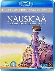 風の谷のナウシカ(英語)Blue ray / Nausicaa of the valley of the wind (English) [Import]