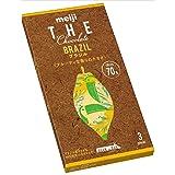 明治 ザ・チョコレートブラジルカカオ70 50g ×10箱