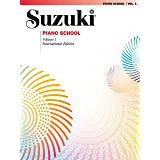 Suzuki Piano School - New International Edition- Volume 1