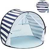 Babymoov Anti-UV Marine Tent   UPF 50+ Sun Protection with Pop Up System for Easy Use & Transport (Summer 2021 Essential)
