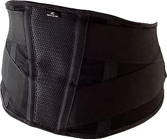 [ミズノ] バイオギアサポーター腰用(1枚入り) 腰部サポート 安定 保護 男女兼用 K2JJ5B72 03 ブラック S