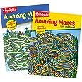 Highlights Amazing Mazes 2-Book Set for Kids - Expert