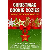Christmas Cookie Cozies: A Holiday Cozy Mystery Anthology