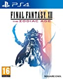 Final Fantasy XII The Zodiac Age (PS4) - Imported