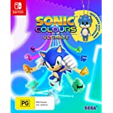 Sonic Colours: Ultimate - Limited Edition - Nintendo Switch