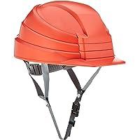 IZANO 防災用 たためる ヘルメット オレンジ