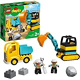 LEGO DUPLO Truck and Tracked Excavator 10931 Building Kit