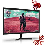 Thinlerain PC Monitor 19 Inch, 1366×768 HD Monitor, 60 Hz Refresh Rate, 5Ms Response Time, VESA Mountable, Game Monitor with