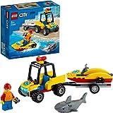 LEGOCityBeachRescueATV60286BuildingKit