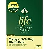 NLT Life Application Study Bible, Third Edition