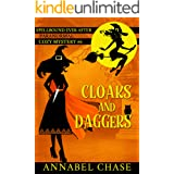 Cloaks and Daggers (Spellbound Ever After Paranormal Cozy Mystery Book 6)