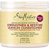 Shea Moisture Strengthen & Restore Leave-In Conditioner, 16 oz