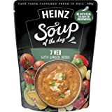 Heinz Soup of The Day - 7 Veg with Garden Herbs Soup, 430g