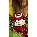 Chop Chop Ninja Challenge iPhoneSE/5s/5c/5 壁紙 視差効果 Tetsuo