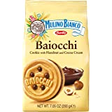 Mulino Bianco Baiocchi Hazelnut and Coco Cookies, 200 g