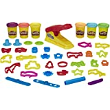 Play Doh B6766 Fun Factory Deluxe Set Brown X-Large