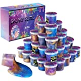 36 Packs Galaxy Slime, Jumb Pack Unicorn Color Slime Toy, Party Favor for Kids Girls & Boys, Adults