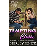 Tempting Chase: Burlap and Barbed Wire