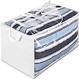 (Set of 1) - Whitmor 6044-137 Storage Bag, Jumbo