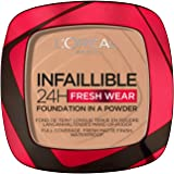 L'Oréal Paris Infallible Foundation in a Powder - Sand