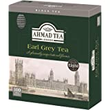 AHMAD TEA ( アーマッドティー )  アールグレイ ティーバッグ 100袋入り [ 英国ブランド 個包装 ]