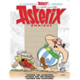 Asterix: Asterix Omnibus 2: Asterix The Gladiator, Asterix and The Banquet, Asterix and Cleopatra