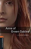 Anne of Green Gables Level 2 Oxford Bookworms Library (Engli…