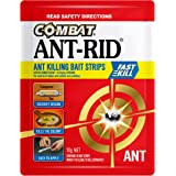 Combat Ant-Rid Bait Strips, with Fast Kill Action, 10 strips