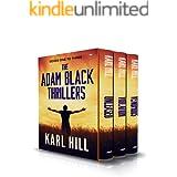 The Adam Black Thrillers: books one to three