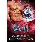 Broken Wolf (Moonbound Wolves Book 6)
