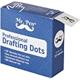 Mr. Pen- Professional Drafting Tape, 500 Pieces Drafting Dots, Art Tape, Tape Dots, Artist Masking Tape, Drafting Supplies, A