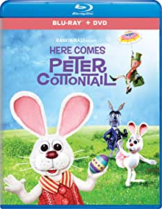 Here Comes Peter Cottontail [Blu-ray]