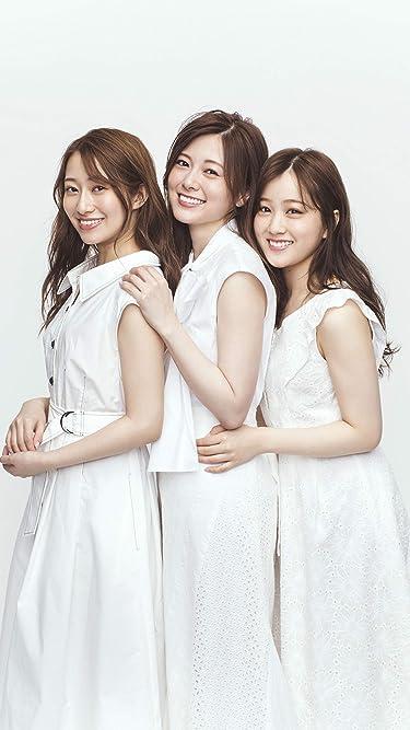 乃木坂46  iPhone/Androidスマホ壁紙(1242×2208)-1 - 桜井玲香、白石麻衣、星野みなみ