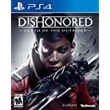 Dishonored: Death of the Outsider for PlayStation 4
