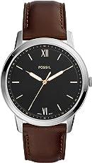 [フォッシル]FOSSIL 腕時計 THE MINIMALIST 3H FS5464 メンズ 【正規輸入品】