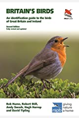 Britain's Birds: An Identification Guide to the Birds of Great Britain and Ireland Second Edition, fully revised and updated (WILDGuides Book 41) Kindle Edition