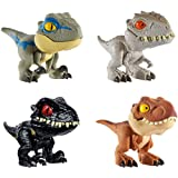 Jurassic World Snap Squad 4-Pack Pack 1