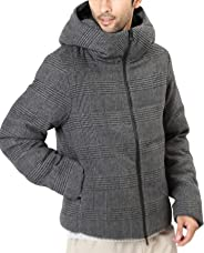 JIGGYS SHOP ダウンジャケット メンズ アウター ジャケット 防寒 軽量 厚手 3タイプ