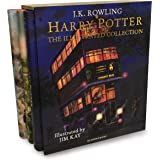 HP The Illustrated Collection Boxset HB