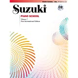 Suzuki Piano School, Volume 7 (Book & CD)
