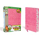 NIrV, Adventure Bible for Early Readers, Leathersoft, Pink,