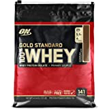 Optimum Nutrition Gold Standard 100% Whey Protein Powder, Extreme Milk Chocolate, 4.55 Kilograms