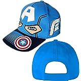 Marvel Avengers Cap,Baseball Cap,Adjustable,2 Sizes,Official Licensed.