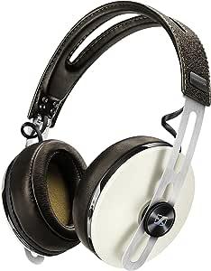 ゼンハイザー MOMENTUM Wireless ワイヤレスヘッドホン 密閉型/NFC・Bluetooth対応/aptX/折りたたみ式 アイボリー M2 AEBT IVORY【国内正規品】